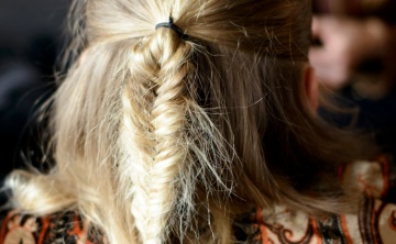 Super Fishtail Braid How To Do A Fishtail Braid Our Easy Step By Hairstyles For Men Maxibearus