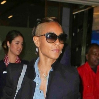 Jada Pinkett Smith Shaves It (Mostly) All Off