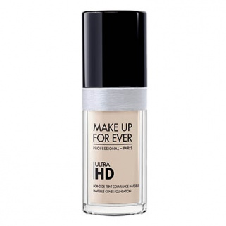 We Tried It: A Make Up For Ever HD Foundation That Promises a Natural Finish
