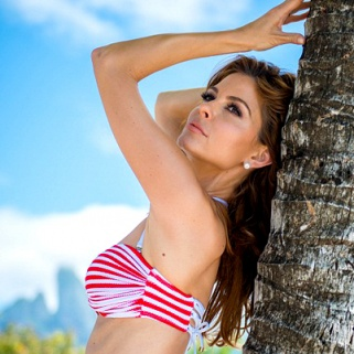 The 3 Moves You Need to Get Maria Menounos' Amazing Beach Body