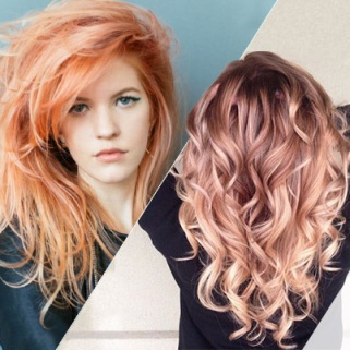 8 Gorgeous Ways to Rock the Peach Hair Color Trend