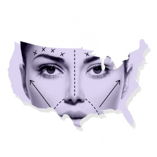 Who Wants What Done? The Most Popular Plastic Surgeries, by State