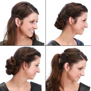 rainy day hair styles easy hairstyles for a rainy day 2679