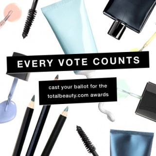 Reminder to Vote for the TotalBeauty.com Awards