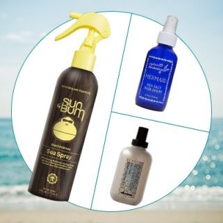 7 Best Texturizing Sea Salt Hair Sprays for Sexy, Tousled Hair