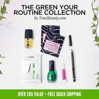 The Green Your Routine Collection