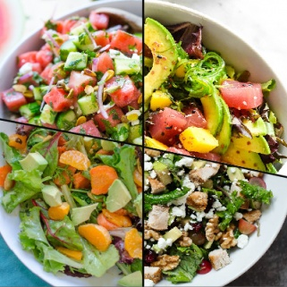 8 Superfood Salad Recipes for Glowing Skin