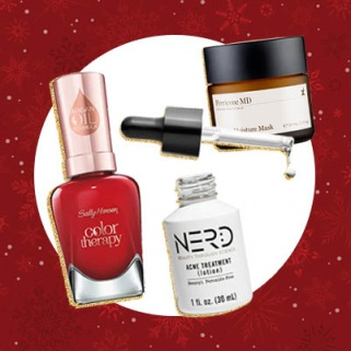 9 New Beauty Products to Help You Get Through December