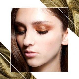 8 Gorgeous Ways to Wear Metallic Eye Shadow Right Now