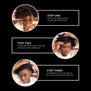 How to Pull Off a Twisted Side Fro Hawk
