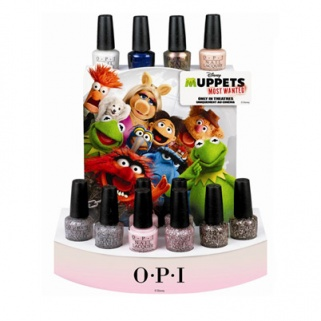 It's Time to Put on Polish! The OPI Muppets Collection Is Here
