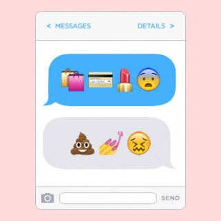 13 Emoji Exchanges Every Beauty Girl Has Had