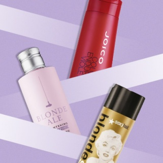 8 Best Purple Shampoos for Blonde Hair