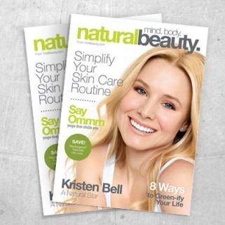 Kristen Bell's Green-Living Playbook