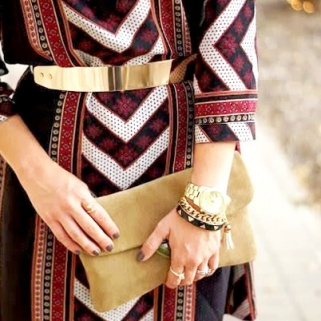 Waisted Elegance: Add Polish With Statement Belts