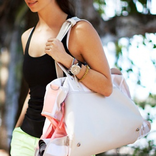 Steal These Fitness Gurus' Gym Bag Beauty Essentials