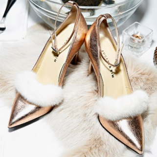 Get Ready to Drool Over Eugenia Kim's New Shoe Collection