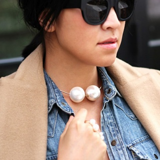 The New Statement Necklace You Have to Have