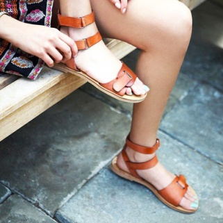 16 Sandals You'll Want to Walk in All Summer Long