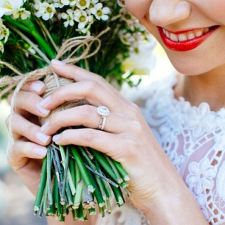 Ditch the French Mani and Try These 13 Wedding Nail Ideas Instead