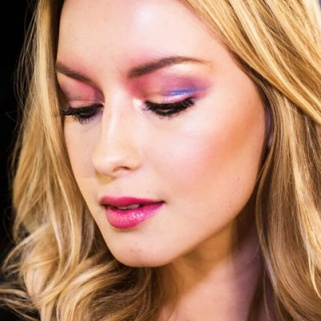 Watercolor Makeup Is the Next Huge Beauty Trend -- Here's How to Get The Look