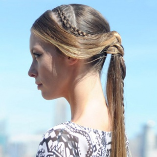 How to DIY the Best Hairstyles From Fashion Week