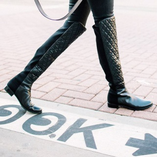 11 Flat Boots We Wish Were In Our Closet