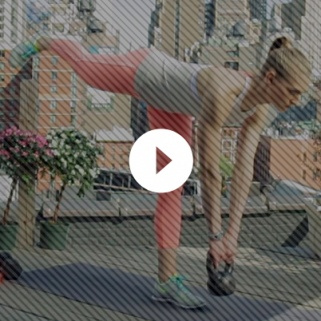 3 Easy Moves That'll Tone Your Legs and Butt