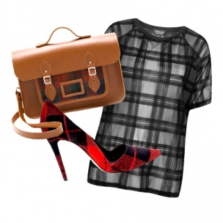Check Yourself: 9 Irresistible Ways to Wear Plaid