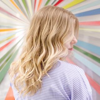 How to Get the Tousled Hair That's All Over Instagram
