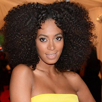 12 Celebrity-Inspired Natural Hairstyles