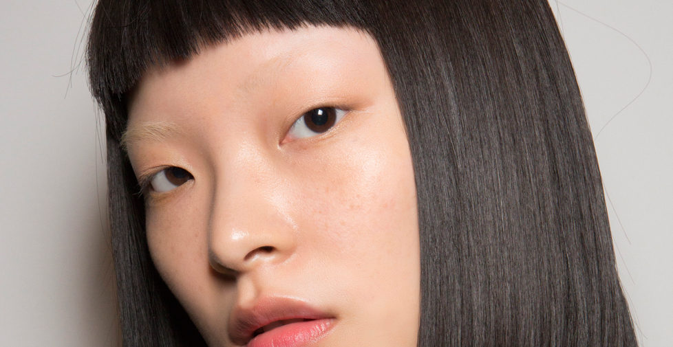 Here's How to Nail This Season's Baby Bangs Trend