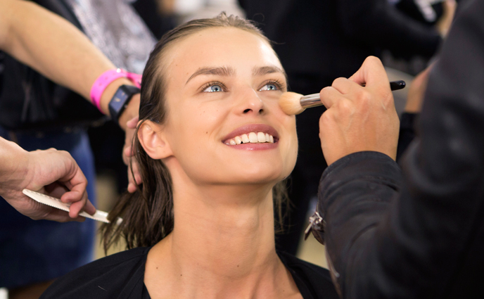 Industry Secrets: Here's What REALLY Happens Backstage at Makeup Shoots