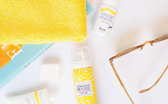 The 12 Beauty Products You Need on Beach and Pool Days
