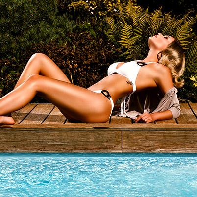 In the most bikini world woman beautiful 25 Hottest
