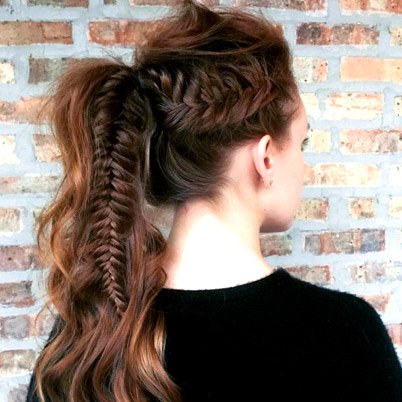 16 Braided Ponytails Every Cool Girl Will Be Wearing This Summer