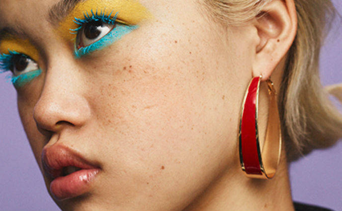 The ASOS x Crayola Makeup Collection Is Straight From Your Childhood Dreams