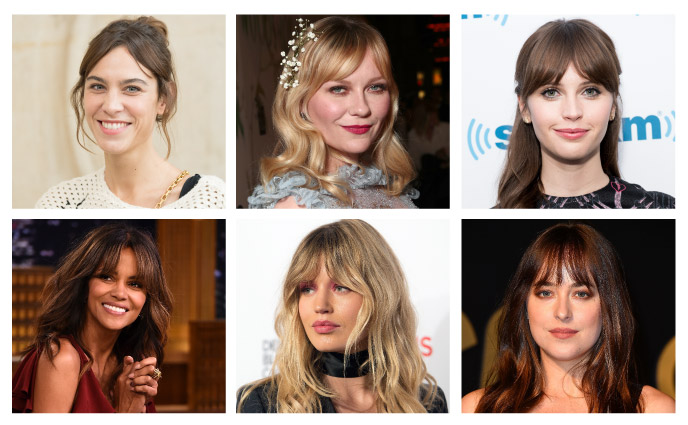 16 Types of Curtain Bangs for Every Personality
