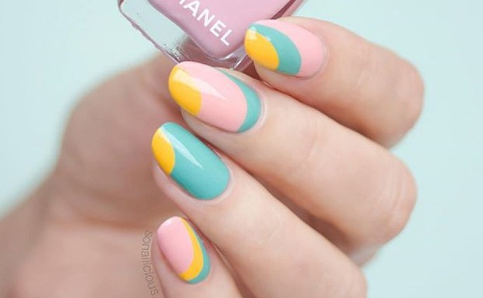 19 Pastel Manicures Just in Time for Easter