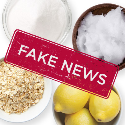 Fake News -- Don't Believe These Health and Beauty Headlines