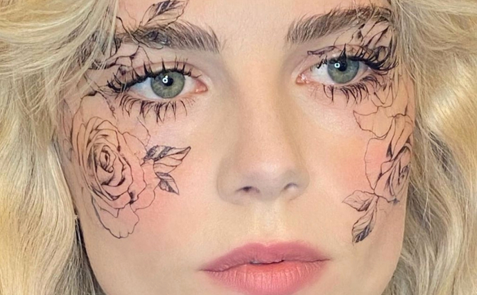 15 of the Best Halloween Makeup Looks on Instagram