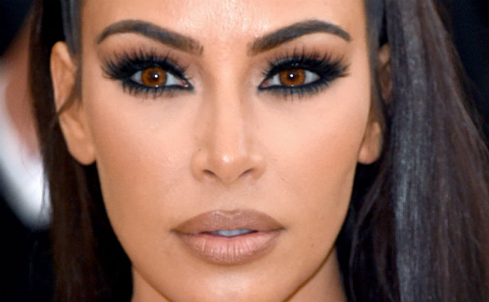 Kim Kardashian West Is About to Debut Two Gorgeous Highlighter Palettes