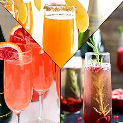 21 Mimosa Recipes That'll Take Brunch to the Next Level