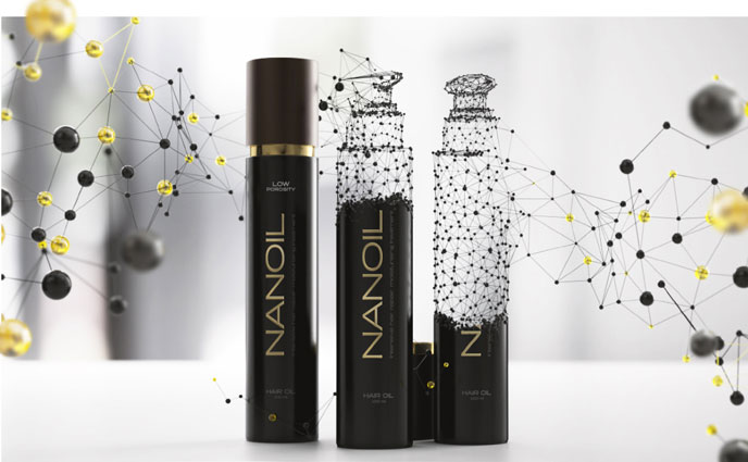 Nanoil: The Power of Oils in Hair Care and Repair