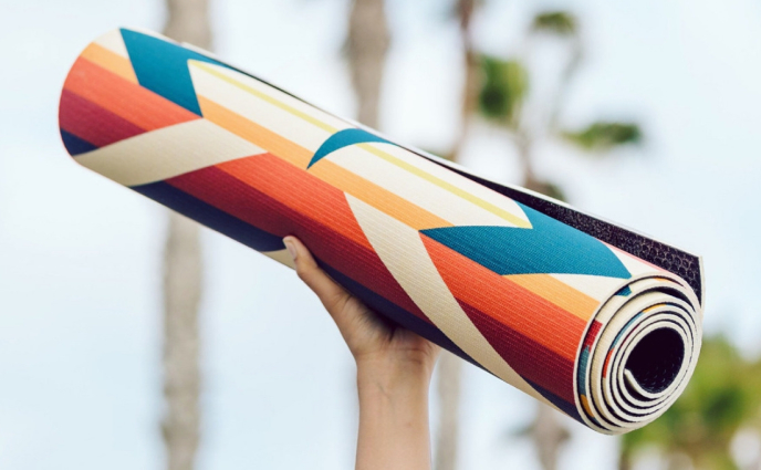 The 12 Prettiest, Coolest Yoga Mats at Every Price Point
