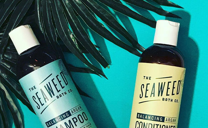 Seaweed Is the Hair Care Ingredient You Never Knew You Needed