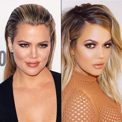 17 Times Khloe Kardashian Was Total #HairGoals