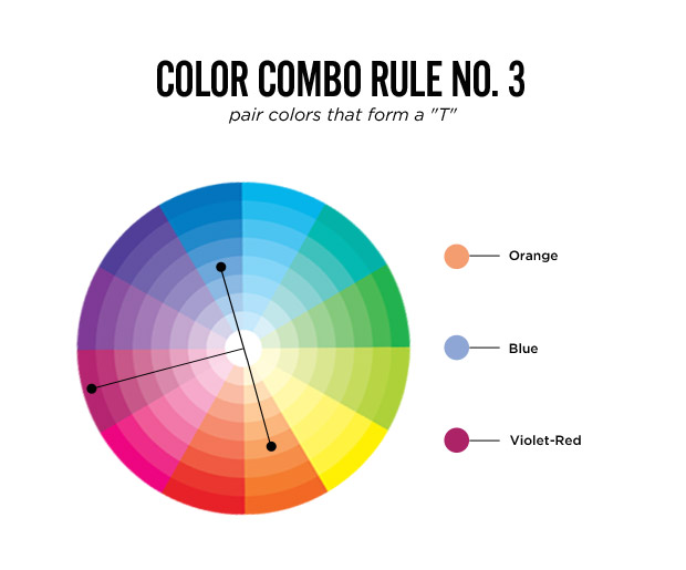 How To Pick The Perfect Color Combo Every Time