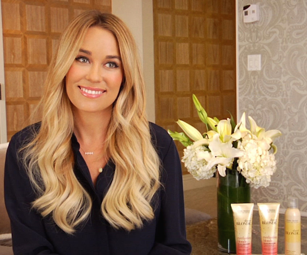 Lauren conrad lends her considerably covetable hair to a brand lauren conrad lends her considerably covetable hair to a brand endorsement urmus Image collections