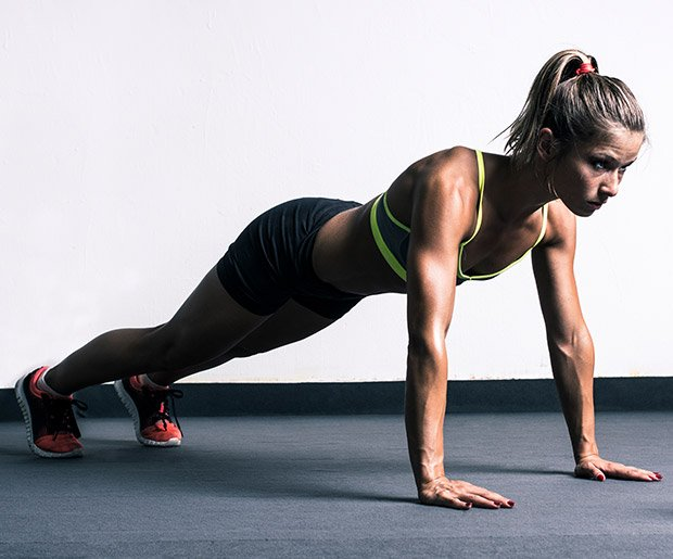 7 Killer Arm Exercises You Can Do Without Weights